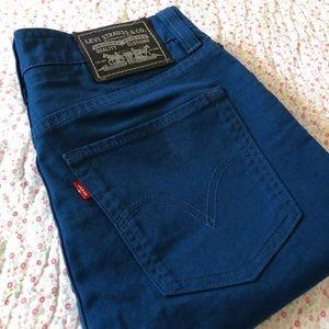 NEW (NWOT)  MEN LEVI'S Skinny Jeans